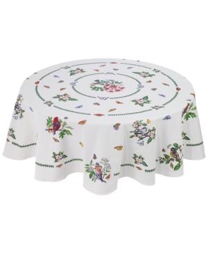 Portmeirion Botanic Birds 70 Round Tablecloth