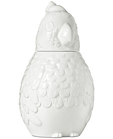 CLOSEOUT! The Cellar Tropicalia Cockatoo Cookie Jar, Created for Macy's