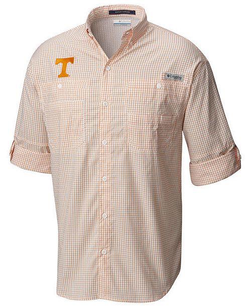 a8ca48ba3c8 ... Columbia Men's Tennessee Volunteers Super Tamiami Long Sleeve Shirt ...