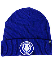 '47 Brand Indianapolis Colts Ice Block Cuff Knit Hat