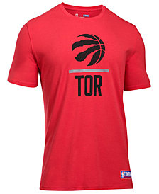 Under Armour Men's Toronto Raptors Lockup T-Shirt