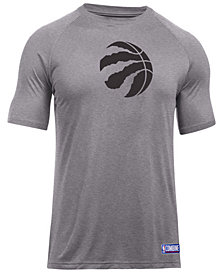 Under Armour Men's Toronto Raptors Primary Logo T-Shirt