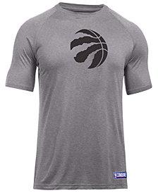 Under Armour Men's Toronto Raptors Primary Logo T-Shirt