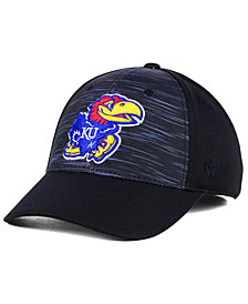 Top of the World Kansas Jayhawks Flash Stretch Cap