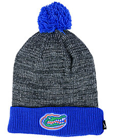 Nike Florida Gators Heather Pom Knit Hat