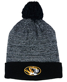 Nike Missouri Tigers Heather Pom Knit Hat
