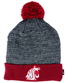 Nike Washington State Cougars Heather Pom Knit Hat