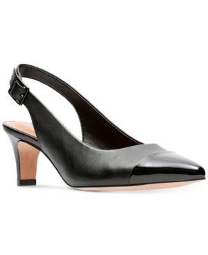 COLLECTION WOMEN'S CREWSO EMMY SLINGBACK PUMPS WOMEN'S SHOES