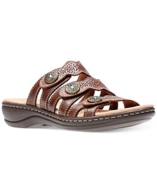 Clarks Collection Women's Leisa Grace Sandals