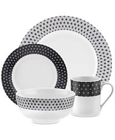 Spode  Retrospect 16-Piece Dinnerware Set, Service for 4