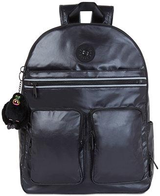 Kipling Tina Quilted Medium Laptop Backpack Handbags