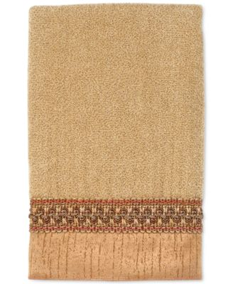 """Braided Cuff"" Hand Towel,  16x28"""