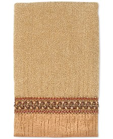"Avanti ""Braided Cuff"" Hand Towel,  16x28"""