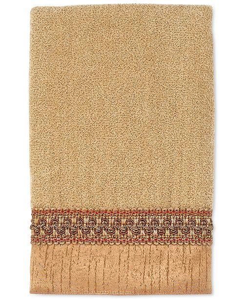 "Avanti ""Braided Cuff"" Hand Towel,  16x28"""