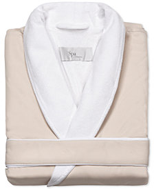 Kassatex Spa Large/X-Large Bath Robe