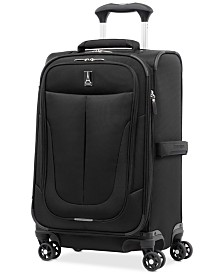 "Travelpro Walkabout 4 Expandable 21"" Spinner Suitcase, Created for Macy's"