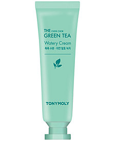 Receive a FREE The Chok Chok Green Tea Watery Cream with any $35 TONYMOLY purchase