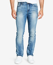 Men's Slim Straight Fit Dean Jeans