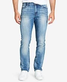 Men's Slim Straight Fit Dean Jeans