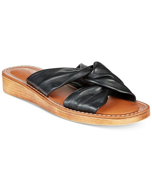Bella-Vita Noa Italy Slide Sandal CIvyY8AFy2
