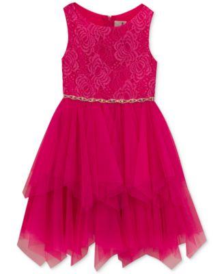 Girls Glitter Dress