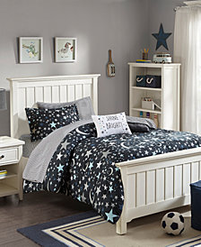 Mi Zone Kids Starry Night 8-Pc. Full Comforter Set