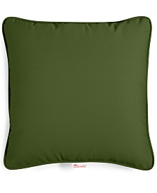 "Sunbrella® 16"" Outdoor Toss Pillows, Quick Ship"