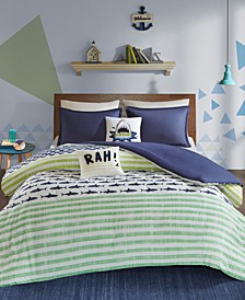 Finn 5-Pc. Full/Queen Duvet Cover Set
