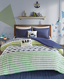 Urban Habitat Kids Finn 4-Pc. Twin/Twin XL Duvet Cover Set
