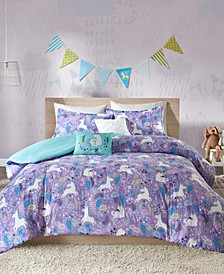 Lola 5-Pc. Duvet Cover Sets