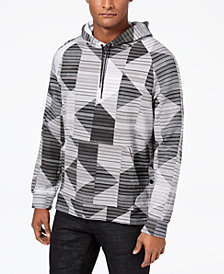 Kenneth Cole Reaction Men's Geo-Print Hoodie