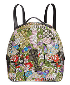 Steve Madden Lyla Brocade Backpack