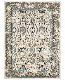 Karastan Spice Market Kaveri Aquamarine Area Rug Collection