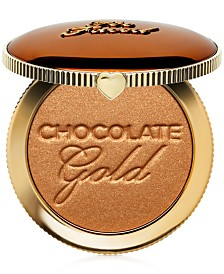Too Faced Chocolate Gold Soleil Bronzer