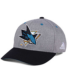 adidas San Jose Sharks 2Tone Adjustable Cap