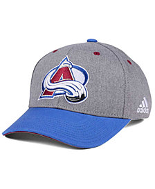 adidas Colorado Avalanche 2Tone Adjustable Cap