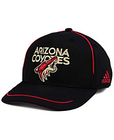 adidas Arizona Coyotes Piper Adjustable Cap
