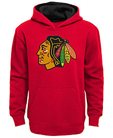 Outerstuff Chicago Blackhawks Prime Hoodie, Big Boys