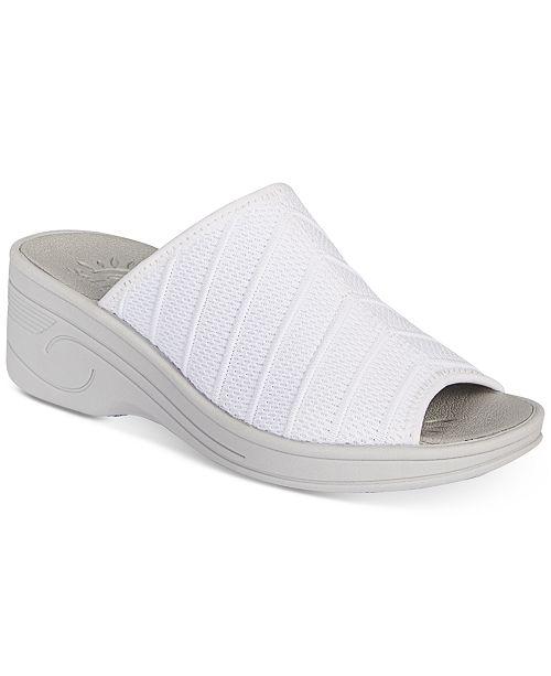 Easy Street Solite Airy Slide Sandals