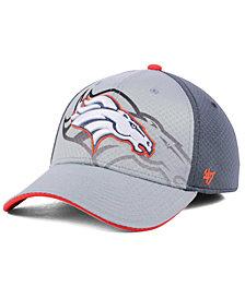 '47 Brand Denver Broncos Greyscale Contender Flex Cap