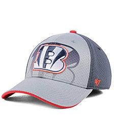 '47 Brand Cincinnati Bengals Greyscale Contender Flex Cap
