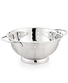 Martha Stewart Collection 5-Qt Colander, Created for Macy's