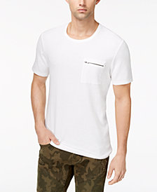 I.N.C. Men's Zip-Pocket T-Shirt, Created for Macy's