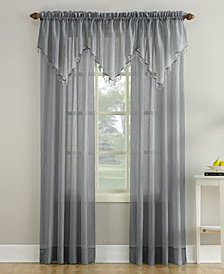 Lichtenberg No. 918 Crushed Sheer Voile Window Collection
