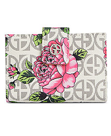 Giani Bernini Block Signature Frame Indexer Wallet, Created for Macy's