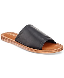 Ros-Italy Slide Sandals