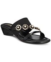 2d2cfeb20e09b Easy Street Women s Sandals and Flip Flops - Macy s
