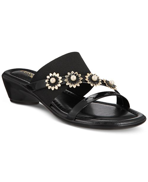 5503489d2269 Easy Street Paradiso Sandals   Reviews - Sandals   Flip Flops ...