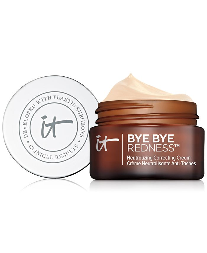 IT Cosmetics - Bye Bye Redness Neutralizing Correcting Cream, 0.37 fl. oz.