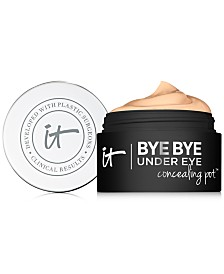 IT Cosmetics Bye Bye Under Eye Concealing Pot, 0.17-oz.